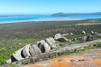 Seeberg Hill, West Coast National Park