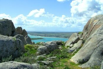 Langebaan lagoon, Langebaan, Cape West Coast