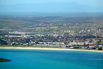 Langebaan, Engelsman se Baken mountains